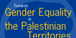 Towards Gender Equality in the Palestinian Societies